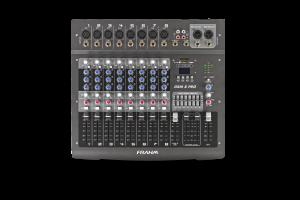 Mesa de Som Mixer Frahm - GRM 8 PRO