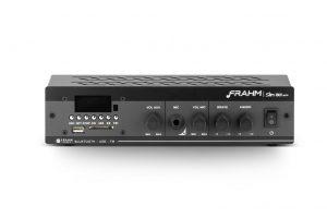 Amplificador – Receiver para som ambiente Frahm – SLIM 1800 APP