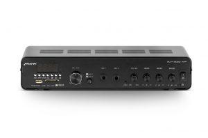 Amplificador – Receiver para som ambiente Frahm – SLIM 3000 APP