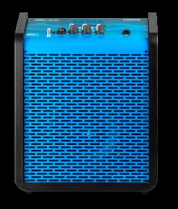 Caixa Amplificada Multiuso Frahm - Chroma Battery Azul