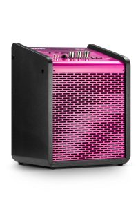 Caixa Amplificada Multiuso Frahm - Chroma Battery Pink