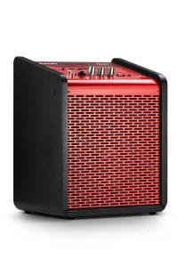 Caixa Amplificada Multiuso Frahm - Chroma Battery Vermelha