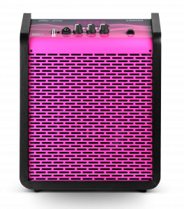Caixa Amplificada Multiuso Frahm - Chroma Battery Pink