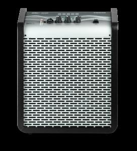 Caixa Amplificada Multiuso Frahm - Chroma Battery Silver