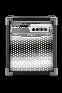 Caixa Amplificada Multiuso Frahm – LC 250 APP Preta