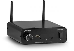 Amplificador - Receiver para som ambiente Frahm - RD60 Wifi Residence
