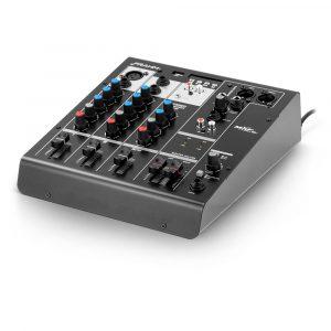 Mesa de Som Mixer Frahm - MXF 4 BT