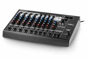 Mesa de Som Mixer Frahm - MXF 10 BT