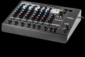 Mesa de Som Mixer Frahm - MXF 8 BT