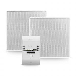 Kit Sonorização de Ambientes Frahm Master Duo - 160W RMS
