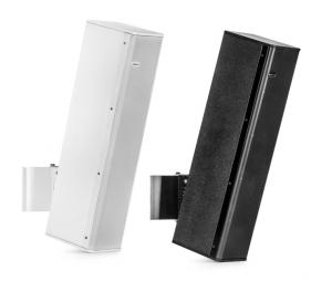 Caixas acústicas verticais - FCV 120.6 PRO Branca e Preta