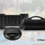 Entenda porque a caixa de som portátil é objeto de desejo: conheça os lançamentos Frahm